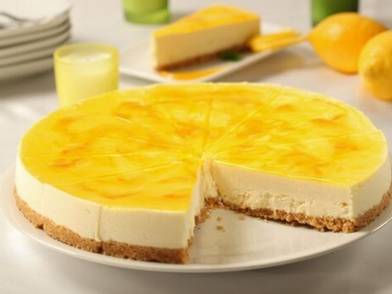 lemon-cheese-cake-www.7ganj.ir_